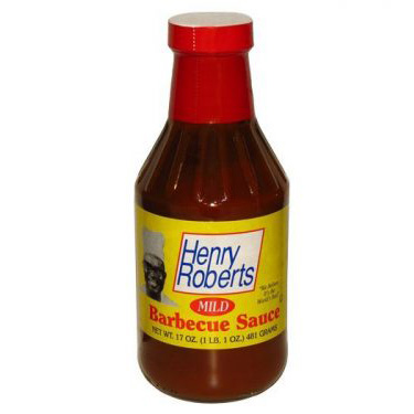 Delicious Bottled BBQ Sauce